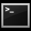 Aprire una console Eterm sul desktop