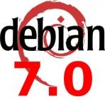 E' Debian 7.0 Wheezy!