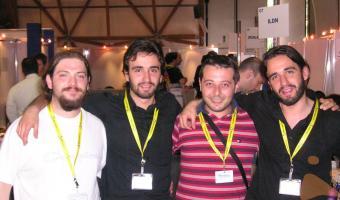 Sarkiapone,Paolo,Smokedhack e Stefano