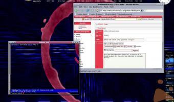 Xfce4 CVS Debian Sid + gdesklets +Xorg 6.8