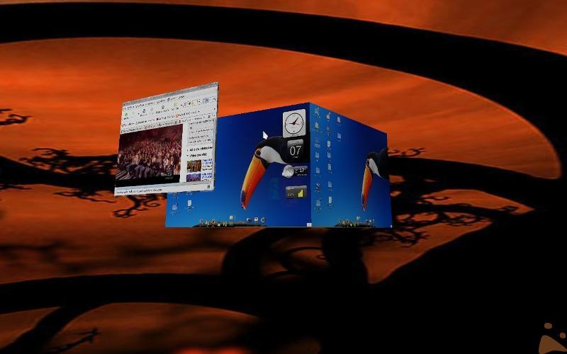 My Ubuntu MAC ox