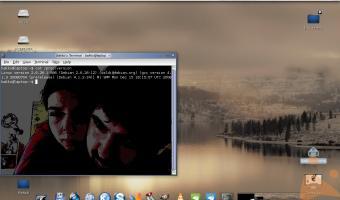 My Debian Desktop