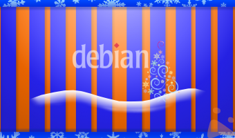 My Debian Christmas 2011 - Desktop