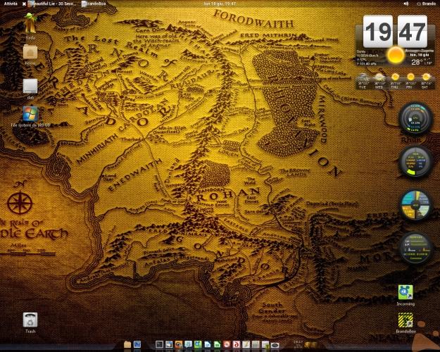 Il mio desktop al 18-06-2012
