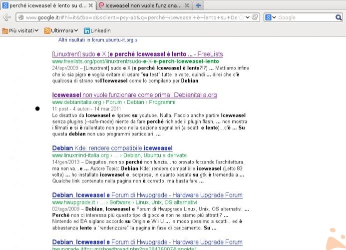 Articolo su Google