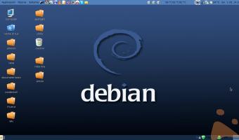 La mia Debian