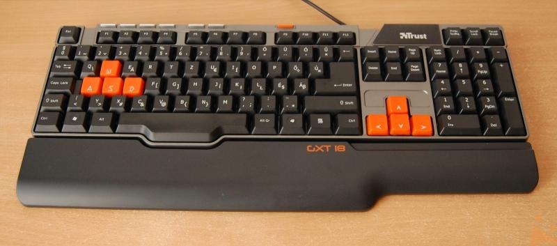 Problema tastiera GXT18 installazione Debian